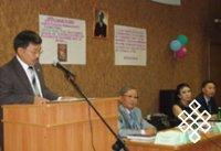 "Presentation of S.I.Vainshtein's book ""Zagadochnaya Tuva"" (Mysterious Tuva) (M.,2009)"
