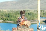 В центре Казани тувинский шаман Лазо Монгуш проведет обряд очищения