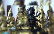 В Калмыкию возвращается коллекция предметов буддийских храмов