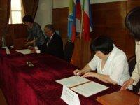 Соглашение между институтами Тувы, Хакасии, Алтая
