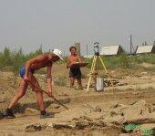 В Туве продолжается археологический сезон