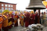 Первый буддийский колокол установлен в Бурятии
