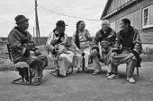 Бурятских шаманов одели в цвета неба и кровной связи