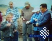 День археолога в Туве