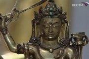 В Кунсткамере нашли бесценную коллекцию буддийских фигурок