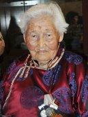 90-летие Почетного гражданина Кызыла - Барынмы Дажи-Норбу