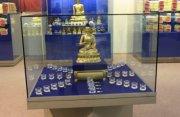 Выставка найденных реликвий
