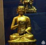 Пресс-конференция о находке буддийских реликвий