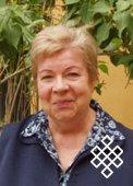 Маргарита Татаринцева, фото Чимизы Ламажаа