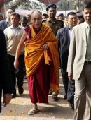 Более 30 тысяч паломников собрались на Учениях Далай ламы в Бодхгае