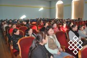 Встреча молодых ученых ТИГИ со студентами училища искусств