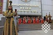 Новая акция Национального музея Тувы