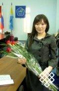 Соян Виктория Саян-ооловна
