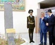 Открытие древнетюркских памятников