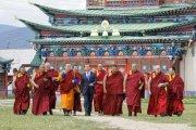 Президент России профинансирует Буддийский университет