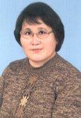 Любовь Кара-оол, фото газеты Центр Азии