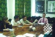 Летние планы Совета молодых ученых и специалистов Тувы