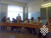 Тувинский клуб полиглотов о музыке