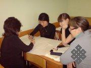 Работники образования Тувы осваивали теорию и методику социологии