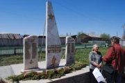 В Балгазыне (Тува) теперь есть мемориал славы