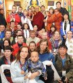 Определены темы учений 2010 Его Святейшества Далай ламы для буддистов России