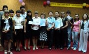 Интеллектуальный конкурс в Национальном музее Тувы