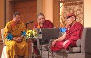 """Далай-лама вновь призвал монгольские народы развивать в себе """"дух Чингисхана"""""""