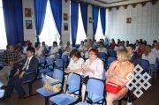 Итоги работы конференции к 80-летию тувинской письменности