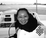 Американский преподаватель английского языка Чинчи Кунгаа