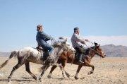 Глобализация и монгольский мир