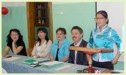 В ТывГУ прошла летняя школа любителей иностранных языков