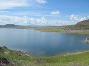 Саяно-Шушенское водохранилище