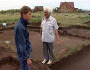 В Абакане начались археологические раскопки курганов раннескифской эпохи
