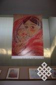 Очередной дар музею Тувы от семьи Рушевых