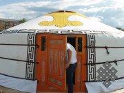 В Туве открылся Первый международный фестиваль войлока