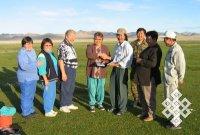 В экспедиции к монгольским тувинцам вместе с профессором Игорем Кормушиным