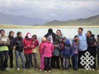 Дни науки для детей в Монгун-Тайгинском районе Тувы