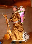 50-летний юбилей музыкальной мега-звезды Тувы - Кайгал-оола Ховалыга