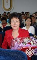 Тувинской письменности - 80 (Международный форум филологов в Туве)
