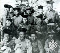 История чиновничества Танну-Тувы (середина XVIII - конец XIX вв.)