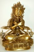 В Туву прибыли статуи богини Тары