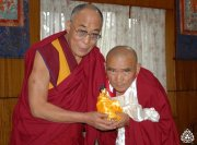 Далай-лама отправит в Туву своего человека