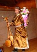 Фестиваль в честь 50-летия Кайгал-оола Ховалыга