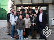 Социально-политические процессы и глобализация обсуждались в Монголии