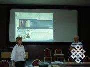Презентация журнала в Монголии