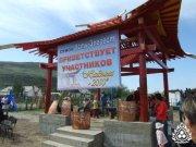 В селе Усть-Элегест будет построен большой молитвенный барабан «Мани-Хурту»