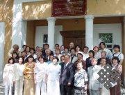 К 65-летию Тувинского института гуманитарных исследований