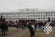Власть и общество в Туве накануне выборов