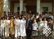 Чествование ТИГИ с 65-летним юбилеем