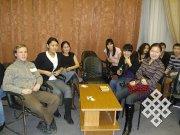 Что обсуждают тувинские студенты в Новосибирске